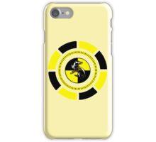 Hufflepuff man iPhone Case/Skin