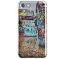 The Cadillac Ranch iPhone Case/Skin