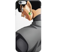 Black Goku - Dragon ball Super iPhone Case/Skin
