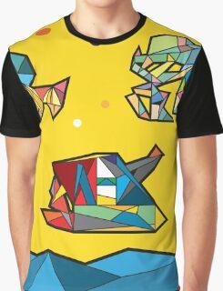 IMAGINATION Graphic T-Shirt