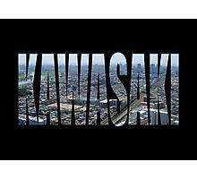 Kawasaki Photographic Print