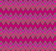 Chevron Colours QQ by Vitta