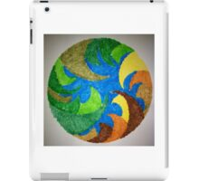 Prayer for the Earth Mandala iPad Case/Skin