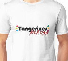 Tangerines Kick Ass Unisex T-Shirt
