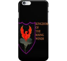 Kingdom of the Rising Winds iPhone Case/Skin