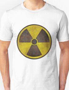 Radioactive Fallout Geek Unisex T-Shirt