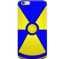 Radioactive Fallout Gamer Geek iPhone Case/Skin