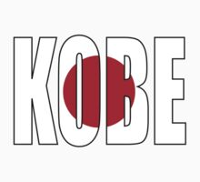 Kobe. One Piece - Short Sleeve