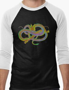 Shenron the Eternal Dragon Men's Baseball ¾ T-Shirt