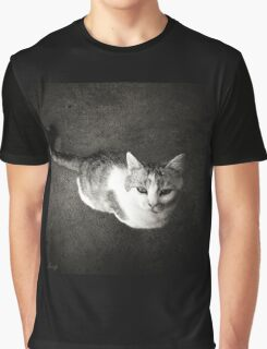 """""""The wild eyes of a hard life"""" 2015 Graphic T-Shirt"""