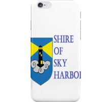 Shire of Sky Harbor iPhone Case/Skin