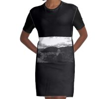 Freedom Graphic T-Shirt Dress
