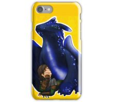 Alpha and the Chief  iPhone Case/Skin