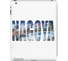 Nagoya iPad Case/Skin