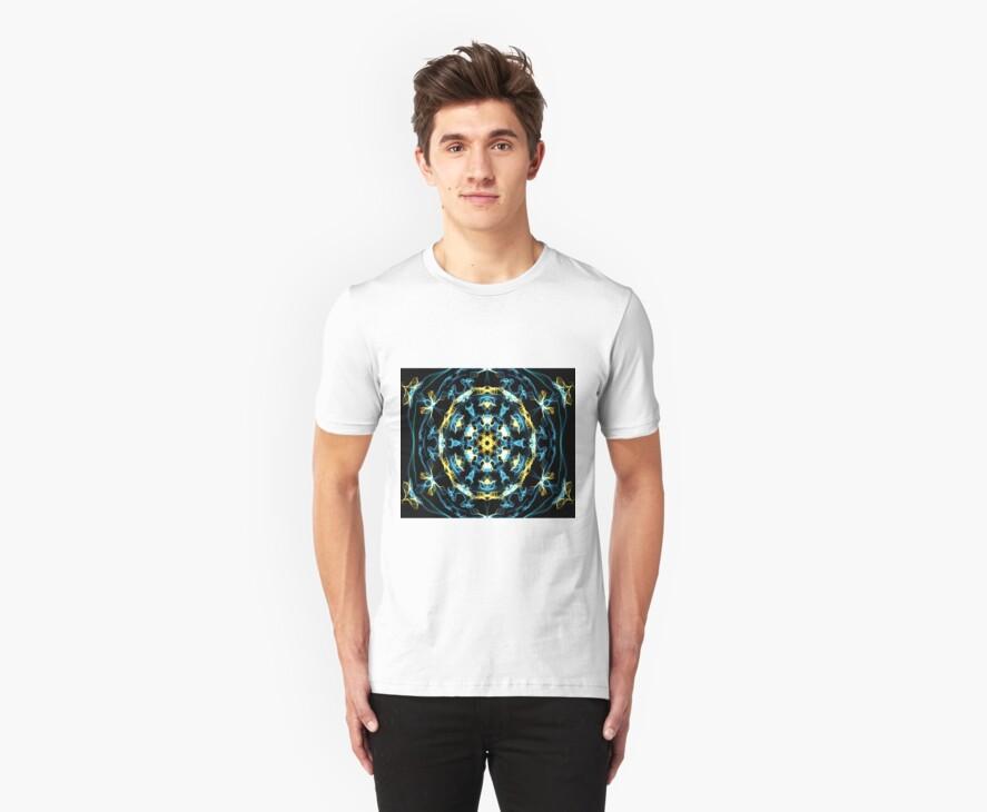 kaleidoscope silk design by chloemease