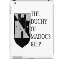 Duchy of Madoc's Keep iPad Case/Skin