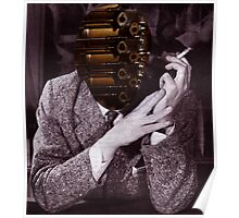Smoking Seduction. Poster