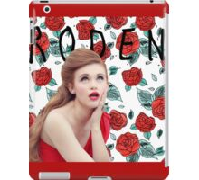 Holland Roden - Teen Wolf - Floral iPad Case/Skin