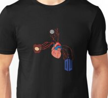 Superwholock is my Heart Unisex T-Shirt