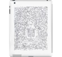 Calm in Chaos iPad Case/Skin