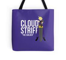 Cloud Strife FFVII  Tote Bag
