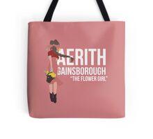 Aerith Gainsborough FFVII Tote Bag