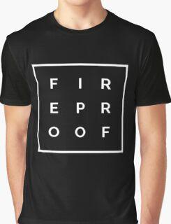 Fireproof Troye Sivan Graphic T-Shirt