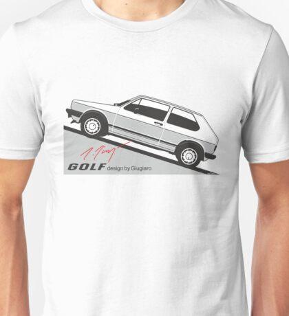 VW Golf by Giugiaro Unisex T-Shirt