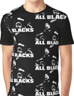 ALL BLACKS RUGBY NZ (2) Graphic T-Shirt
