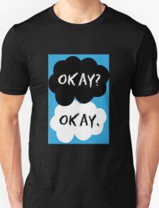 Okay okay black T Shirt, Faults In Our Stars by John Greene Woman's T-Shirt T-Shirt