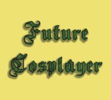 Future Cosplayer Kids Tee