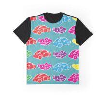 Autos Pop 2 Graphic T-Shirt