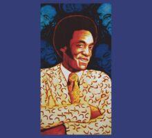 Bill Cosby Comic Genius In Sharpie by JMCSharpieArt