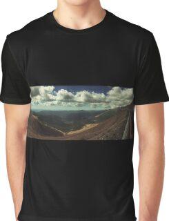 Mountainside landscape - 2015 Graphic T-Shirt
