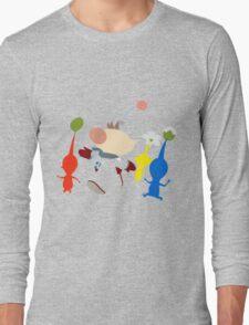 Captain Olimar Long Sleeve T-Shirt