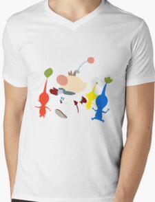 Captain Olimar Mens V-Neck T-Shirt