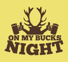 On my BUCKS night (STAG party) by jazzydevil