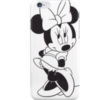 Mini mouse  iPhone Case/Skin