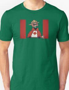 Wildago's Pearl on Canada Day Unisex T-Shirt