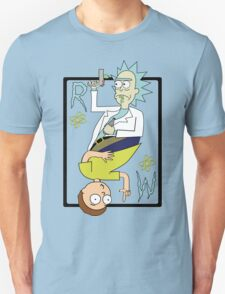 Rick & Morty King & Joker T-Shirt