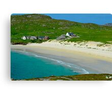 Nearing Harris Canvas Print