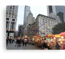 Love New York Metal Print