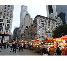 Love New York Photographic Print