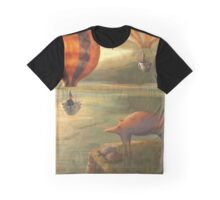 Ballooning Graphic T-Shirt