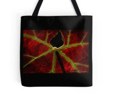 Red Wine Tote Bag - Black Tote Bag