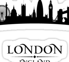 London England Cityscape Sticker