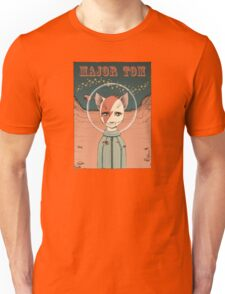 Major Tom t-shirt Unisex T-Shirt