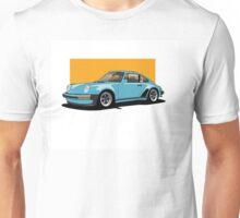Porsche 911 turbolook Unisex T-Shirt