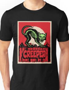 CAT CREEPER Unisex T-Shirt