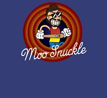 Moo Snuckle 1930's Cartoon Character Unisex T-Shirt